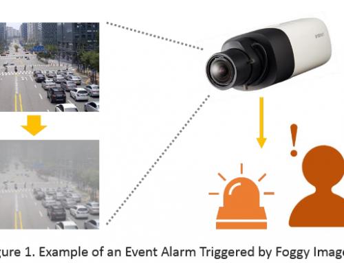 بررسی تکنولوژی مه زدایی در دوربین مداربسته