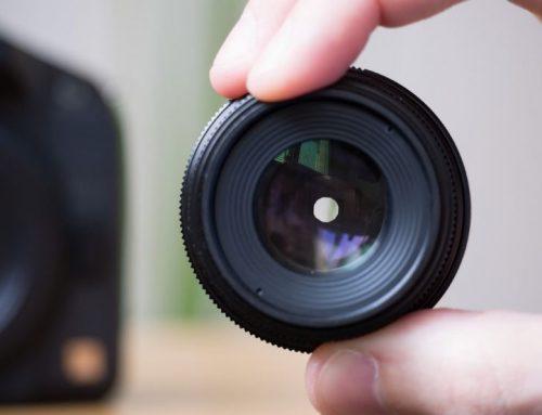 لنز دوربین مداربسته و خصوصیات آن