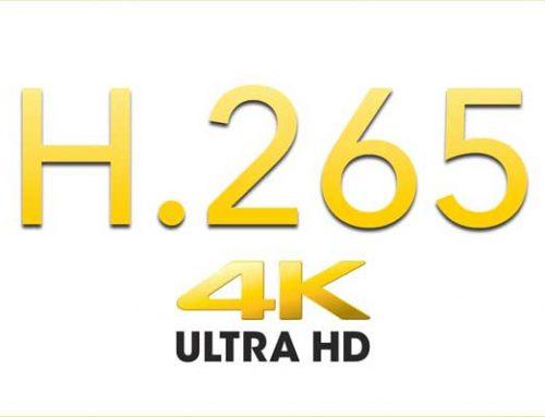 کدک H.265 دوربین مداربسته و قابلیت ها و ویژگی های آن