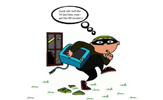 تکرار سرقت