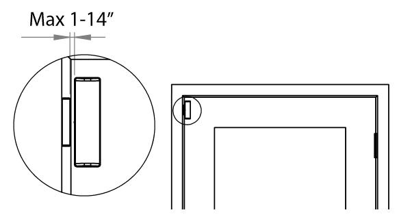 روش نصب سنسور