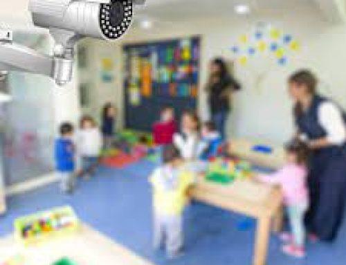 استفاده از دوربین مداربسته در مدارس